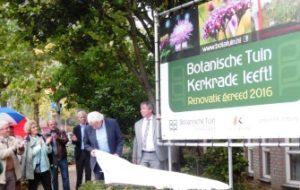 Botanische Tuin Kerkrade : Renovatie u botanische tuin kerkrade